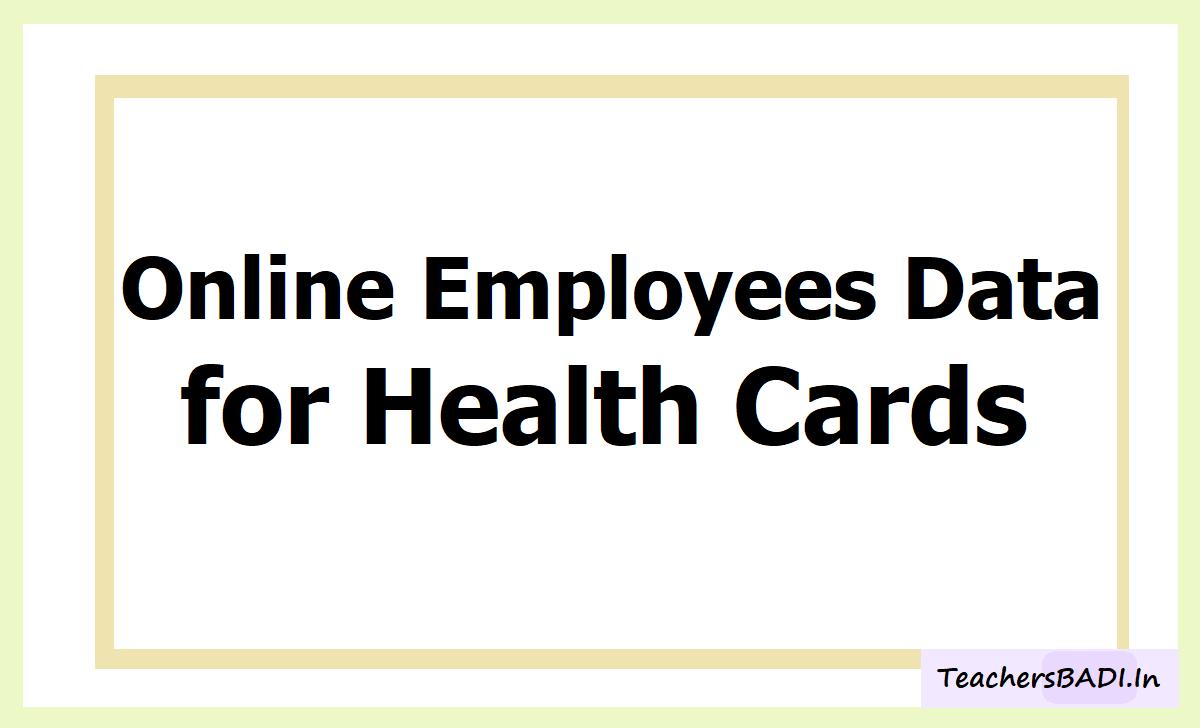 Online Employees Data