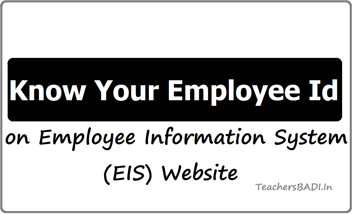 Know Your Employee Id