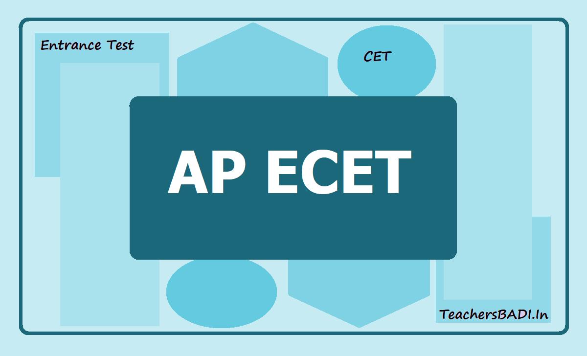 AP ECET 2020