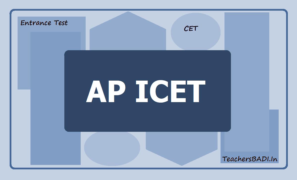 AP ICET 2020