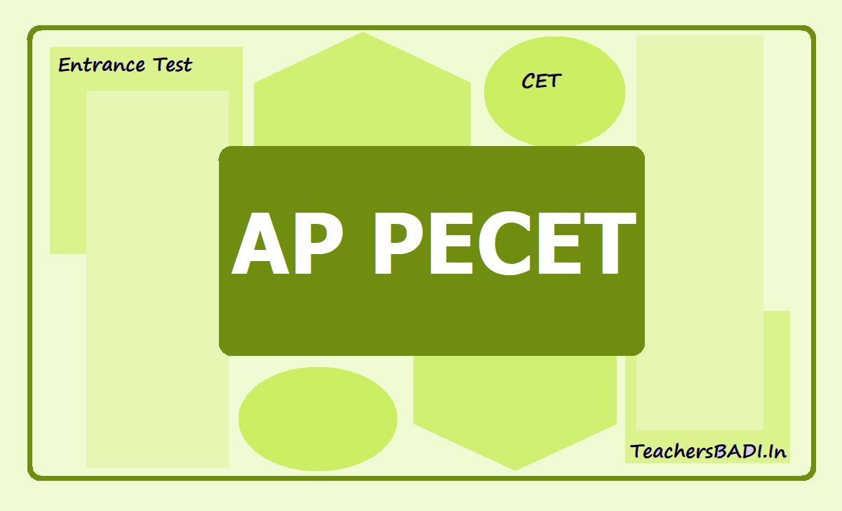 AP PECET 2020