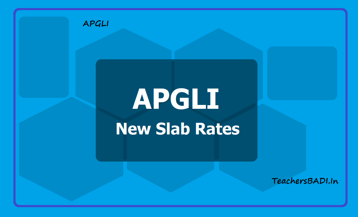 APGLI New Slab Rates