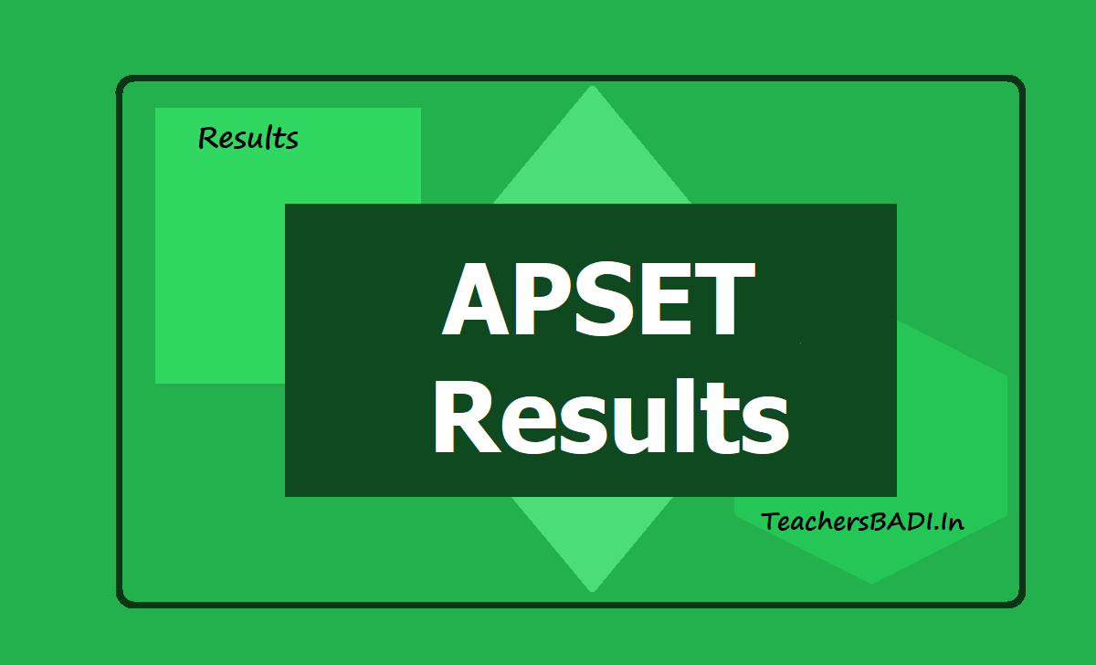 APSET Results