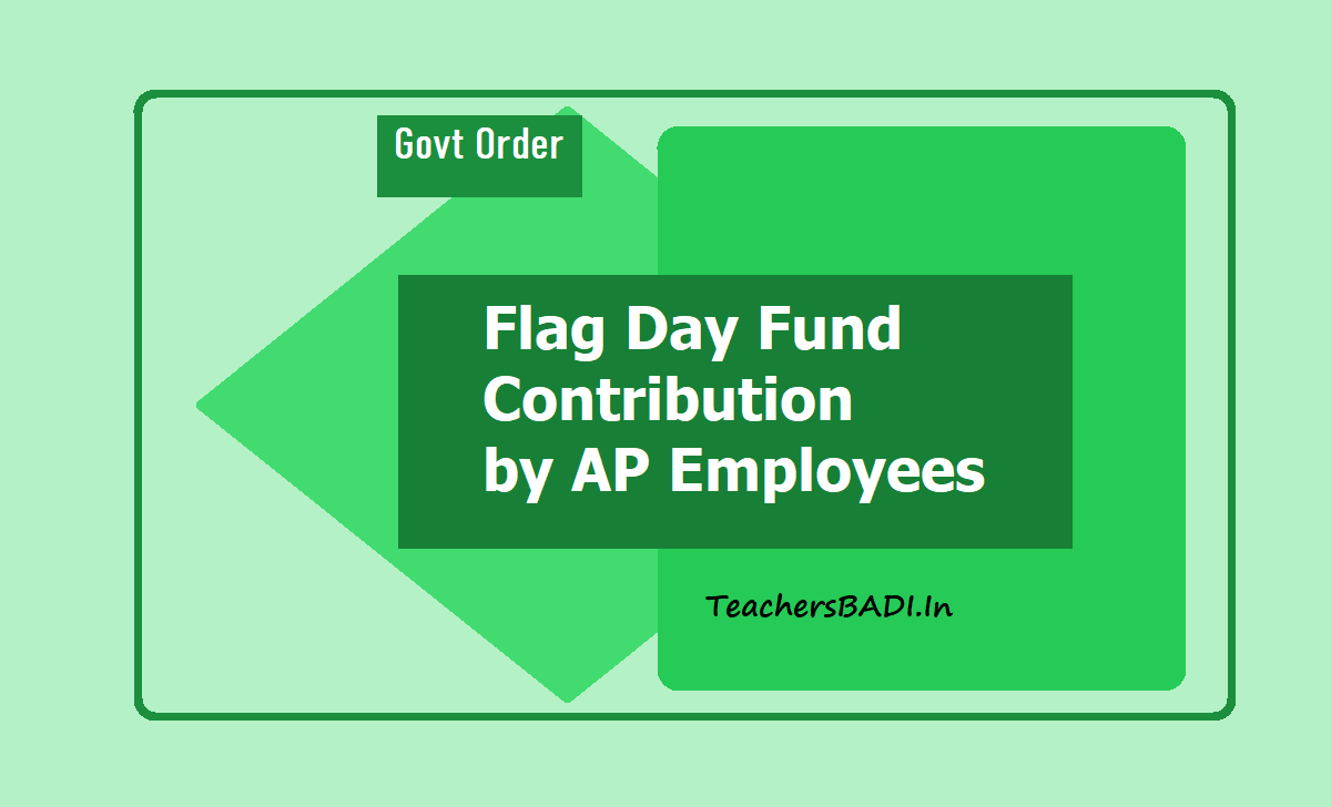 Flag Day Fund Contribution by AP Employees