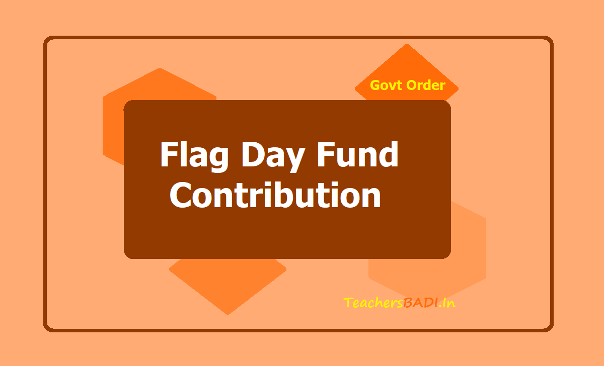 Flag Day Fund Contribution