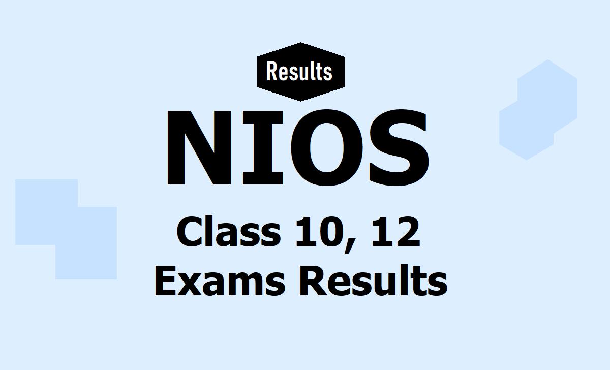 NIOS Results