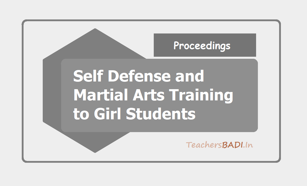 Self Defense and Martial Arts Training to Girl Students
