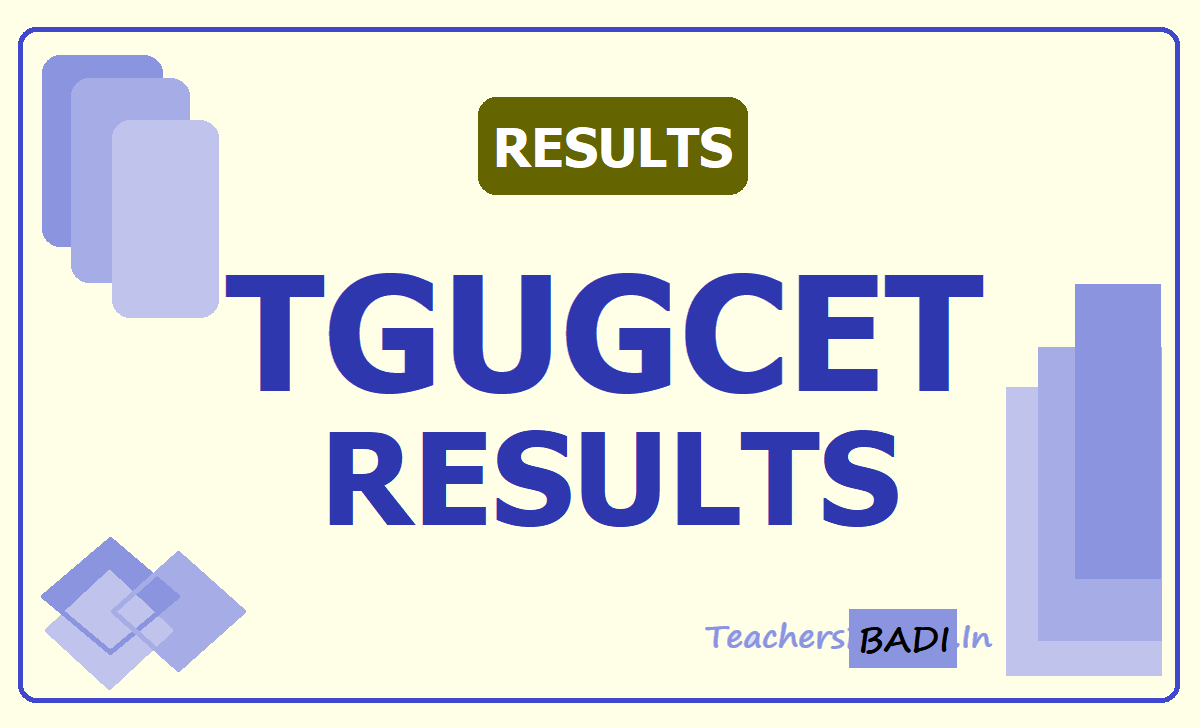 TGUGCET Results 2020