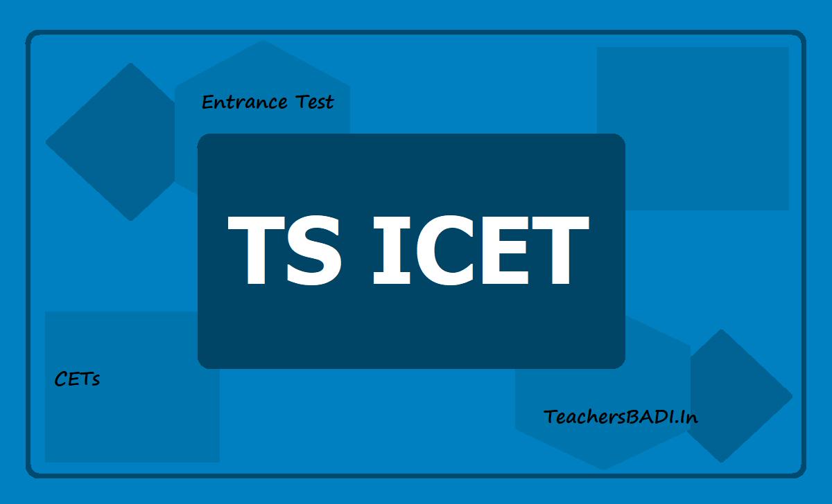 TS ICET 2021