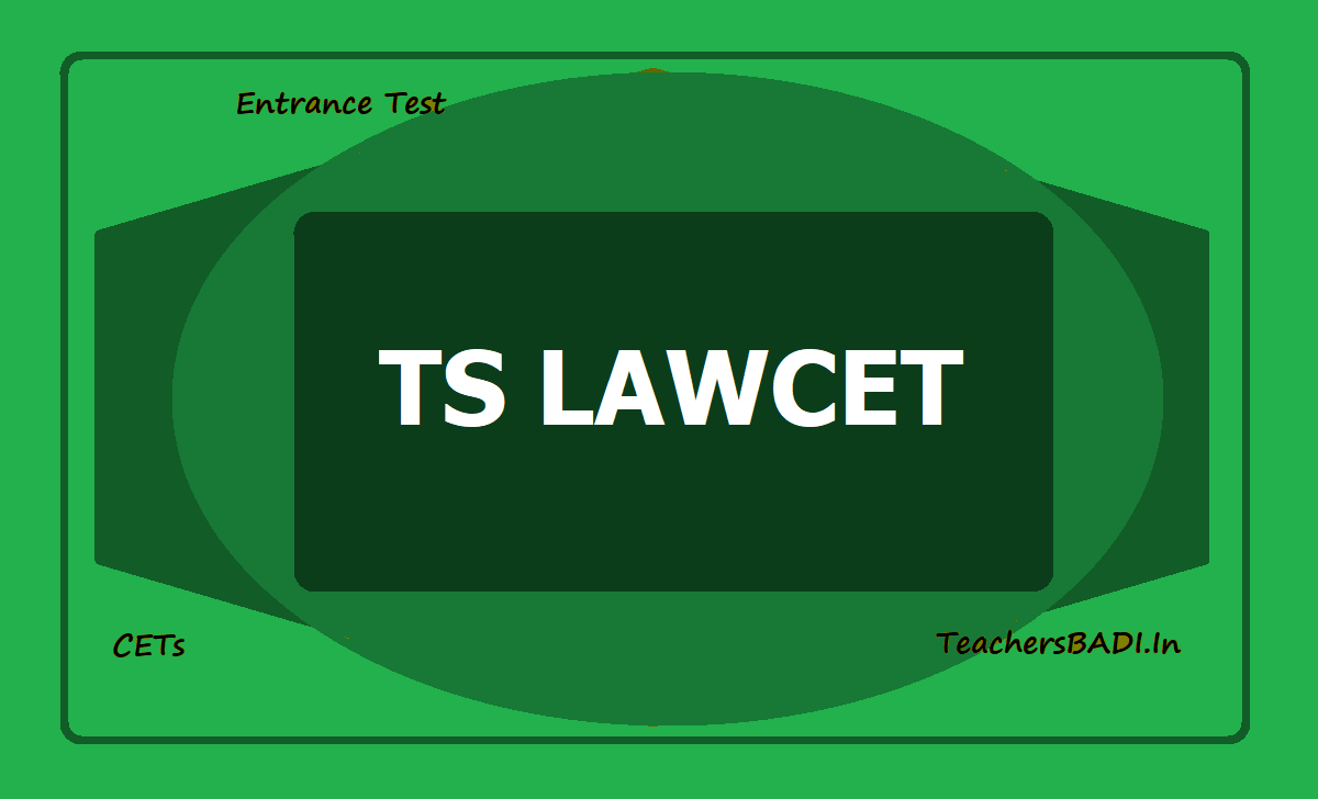 TS LAWCET 2020