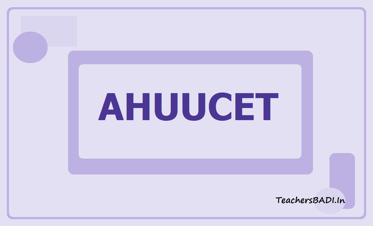 AHUUCET 2020