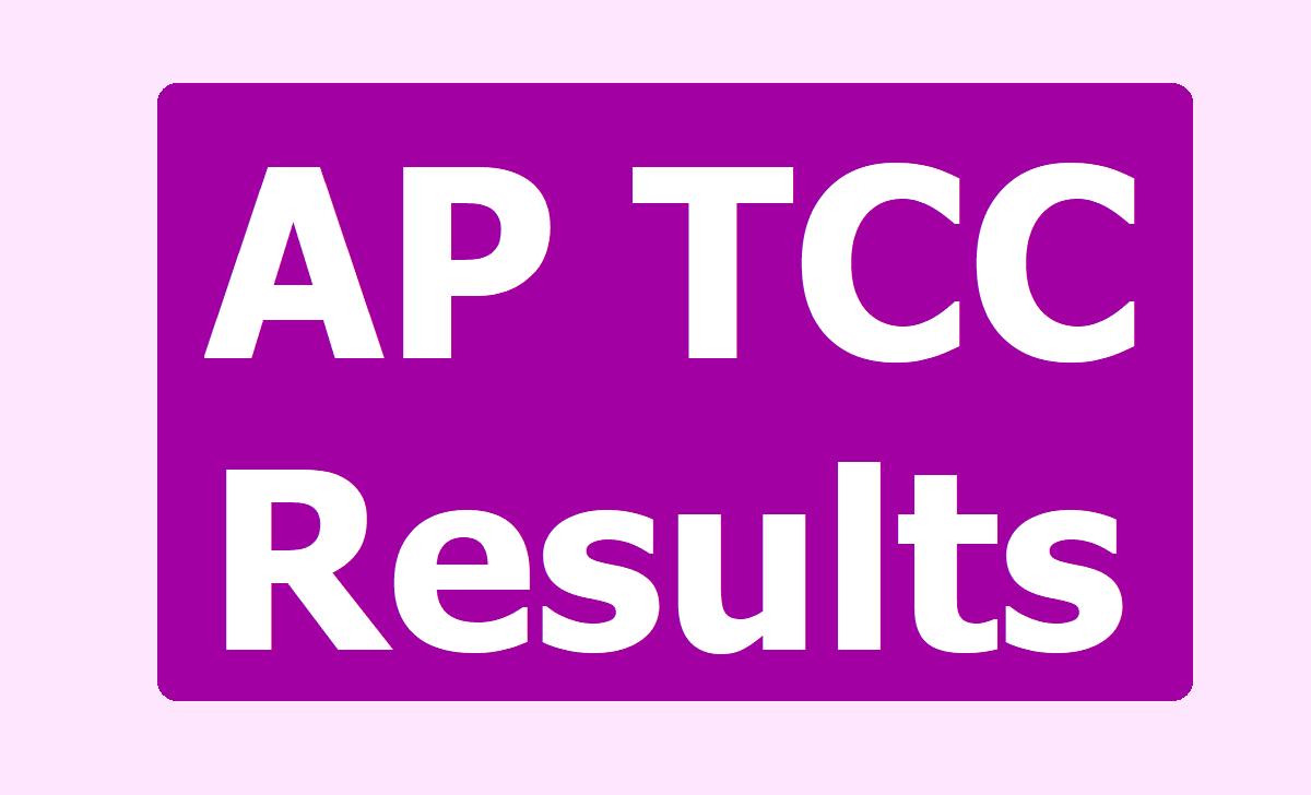 AP TCC TTC Results