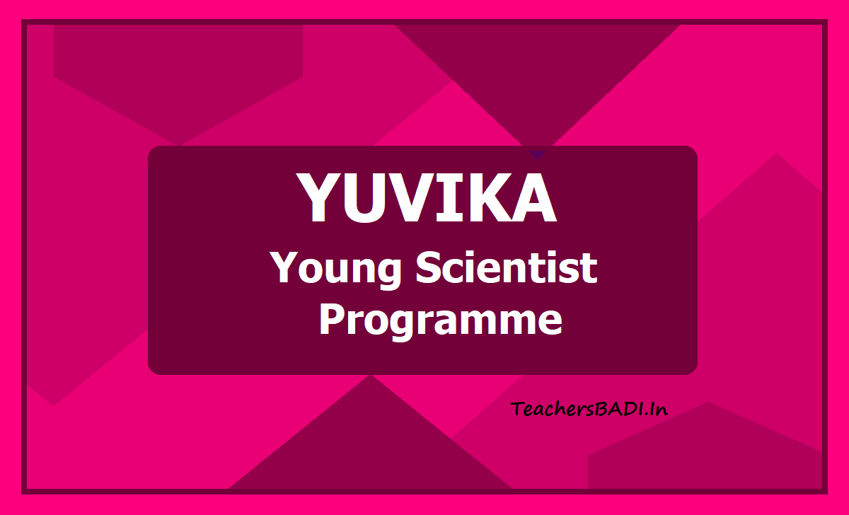 Young Scientist Programme