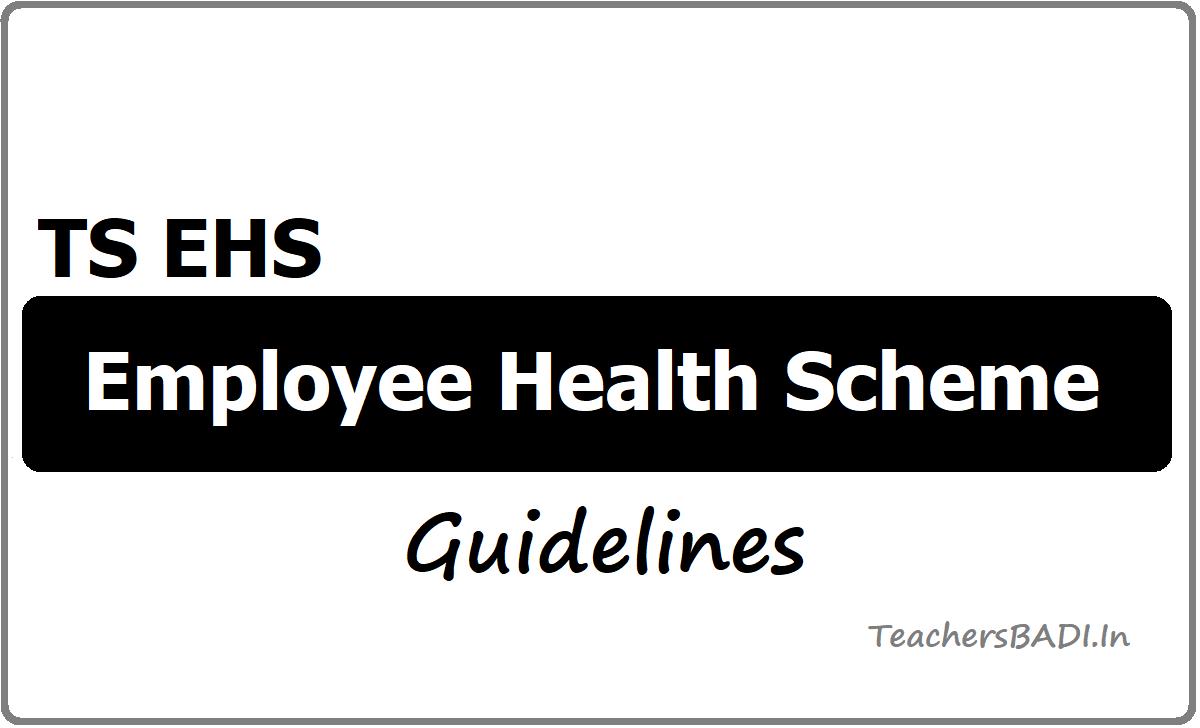 TS Employees Health Scheme