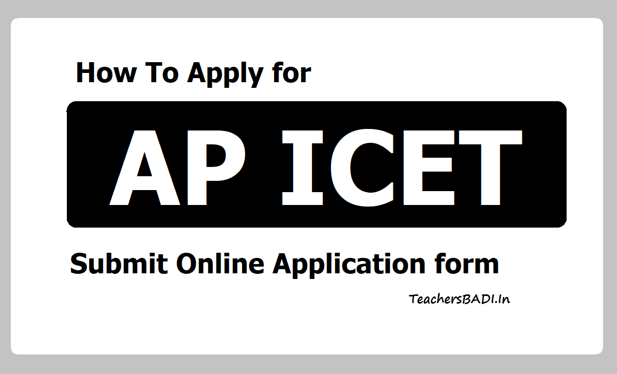 How To Apply for APICET 2020 & Submit Online Application form