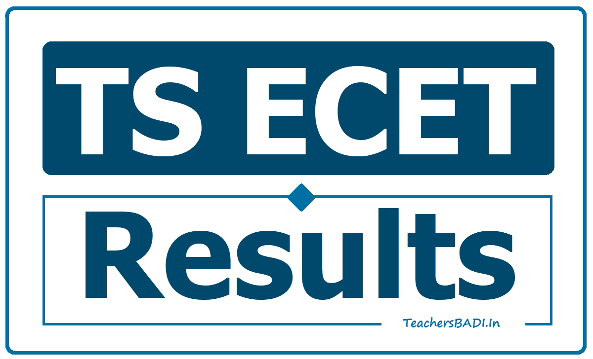 TS ECET Results 2020