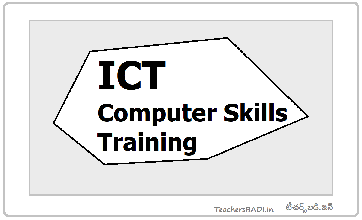 ICT Computer Skills Training