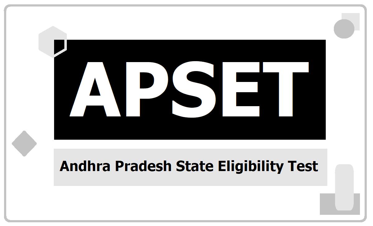 APSET 2021
