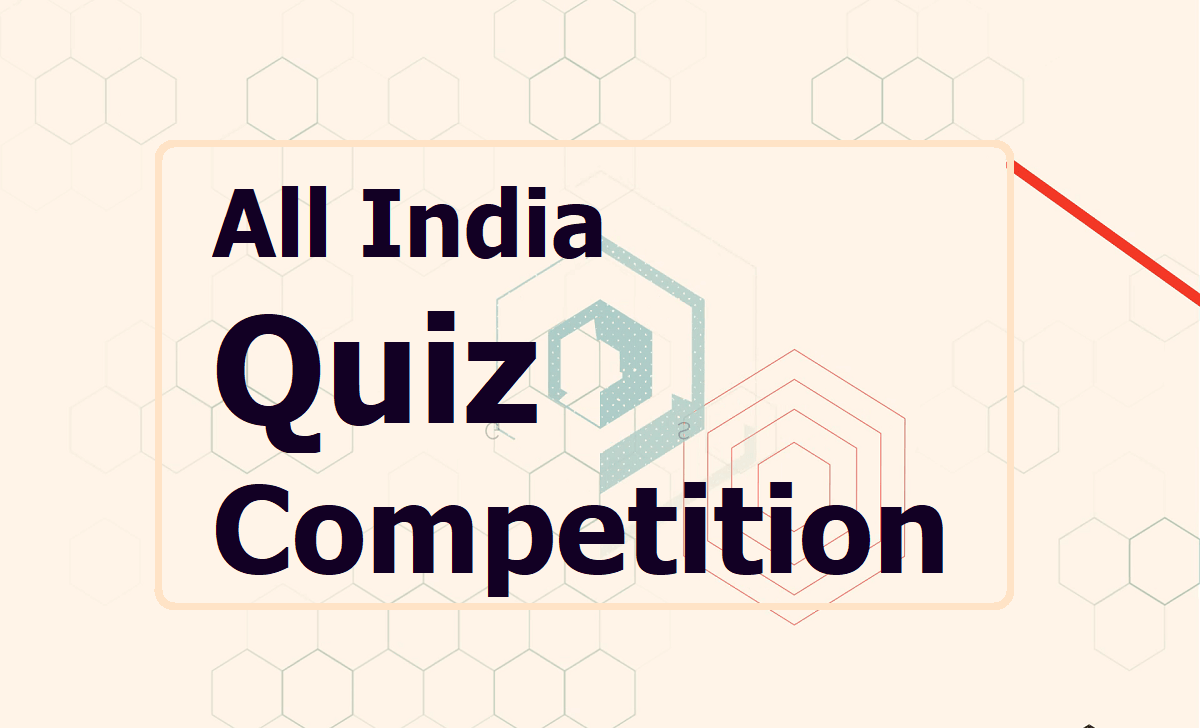 All India Online Quiz Competitions on Water Conservation