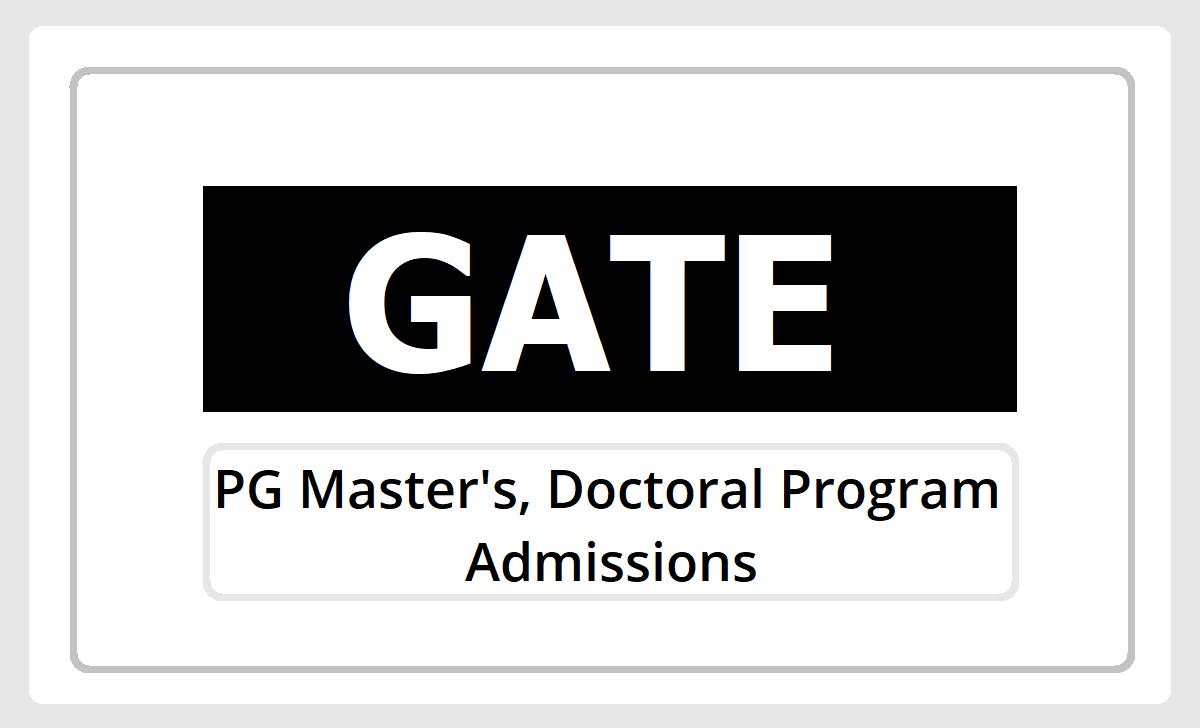 GATE 2021