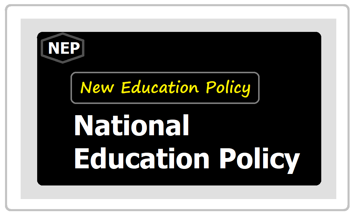National Education Policy 2020