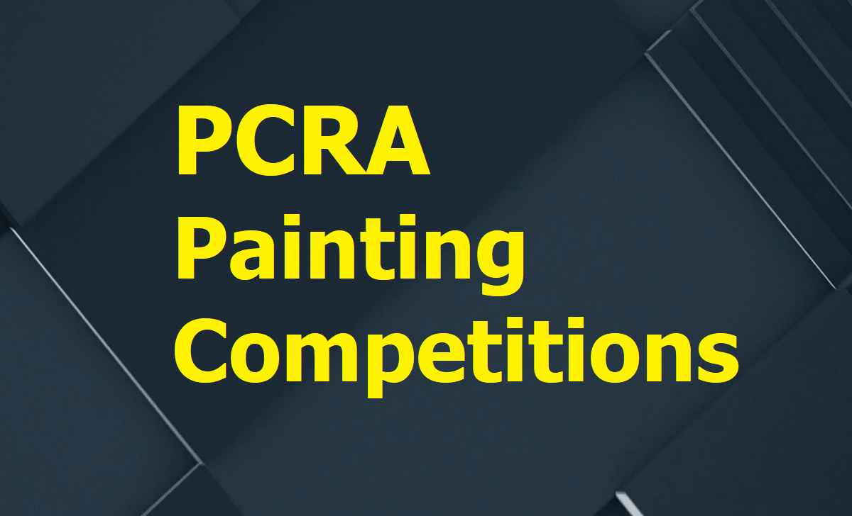 PCRA Painting Competitions