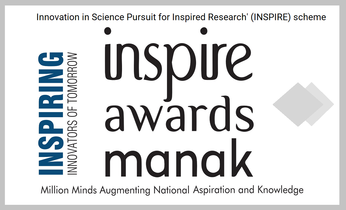INSPIRE Awards 2020, How to apply for Science Project Competitions till September 30 at MANAK web portal