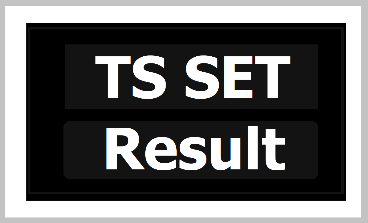 TS SET Results 2020