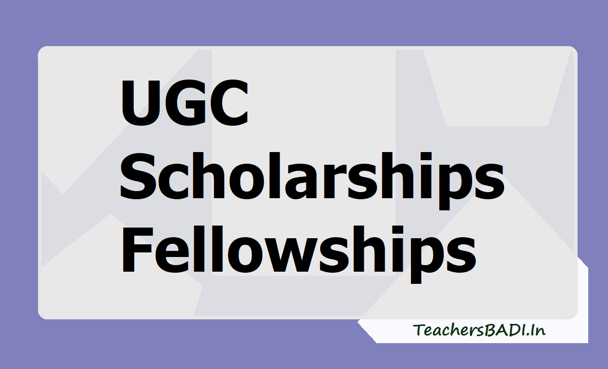 UGC Hiked Scholarships Fellowships for Merit Students