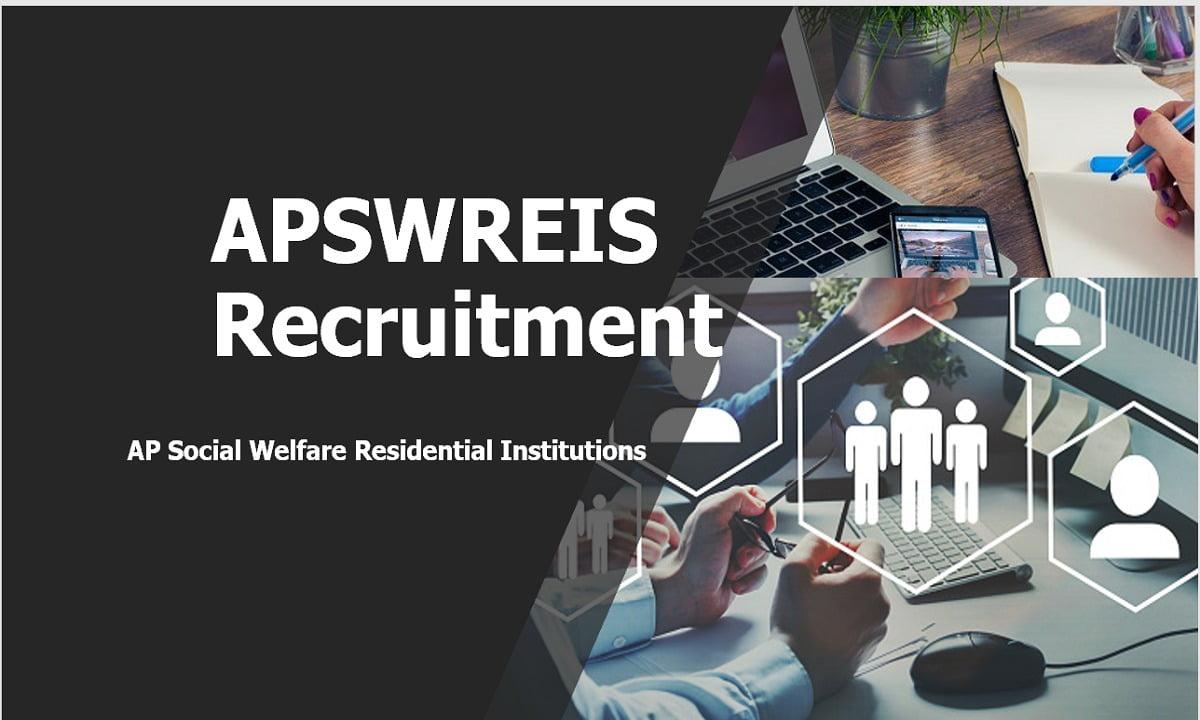 APSWREIS Staff Nurse Recruitment in AP Social Welfare Residential Schools