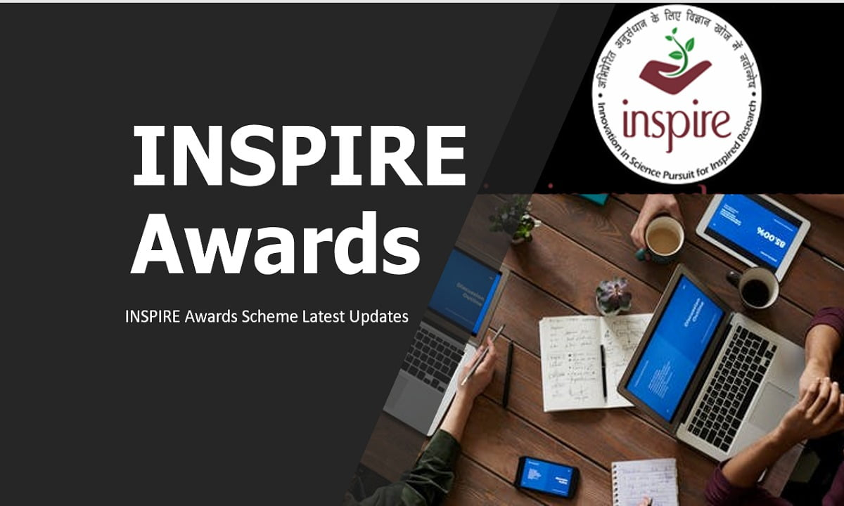 INSPIRE Awards 2021 Latest Updates for Science Exhibitions & Project Competitions