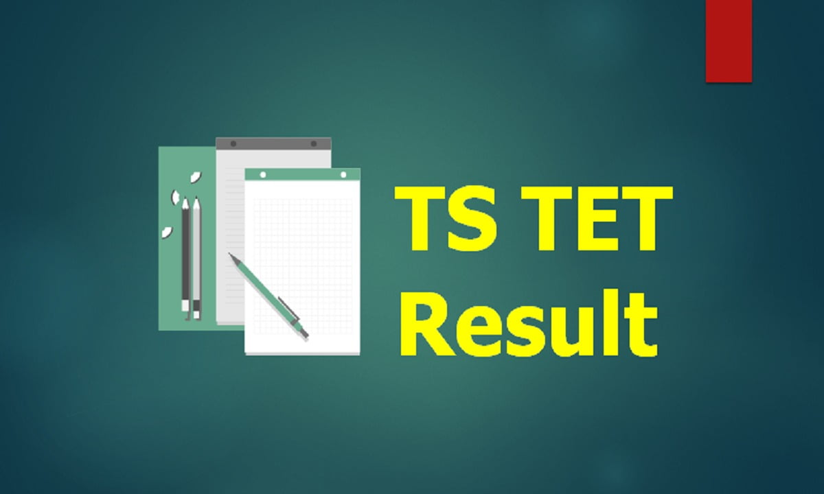 TS TET Result 2021, How to check TSTET Result