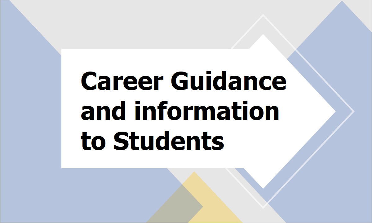 Career Guidance and information to Students at 'State Career Portals' in India