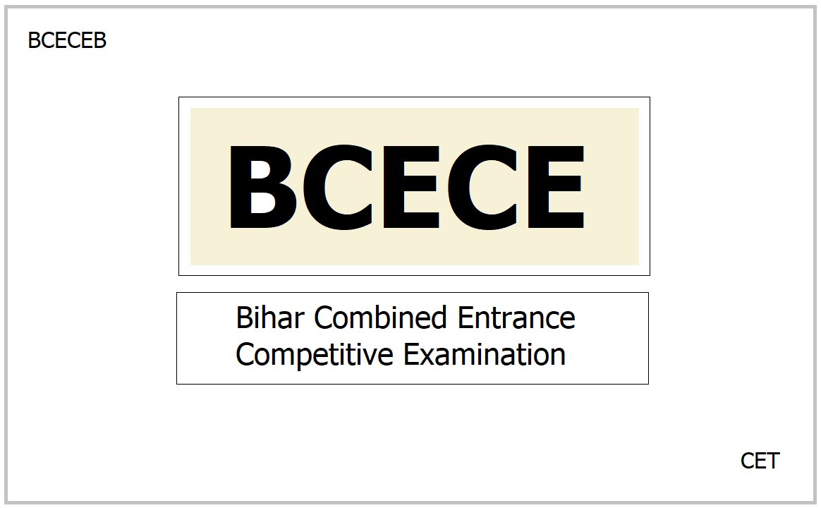 BCECE 2021, Apply for Bihar Combined Entrance Competitive Examination at BCECEB website