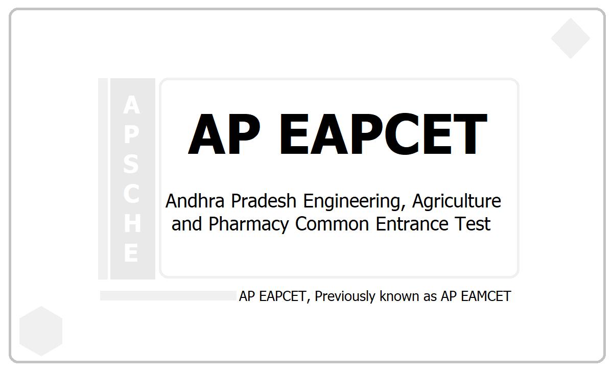 AP EAPCET 2021