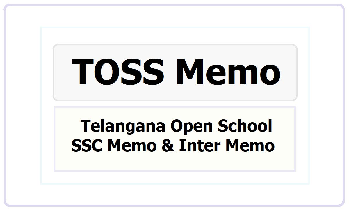 TOSS Memo 2021