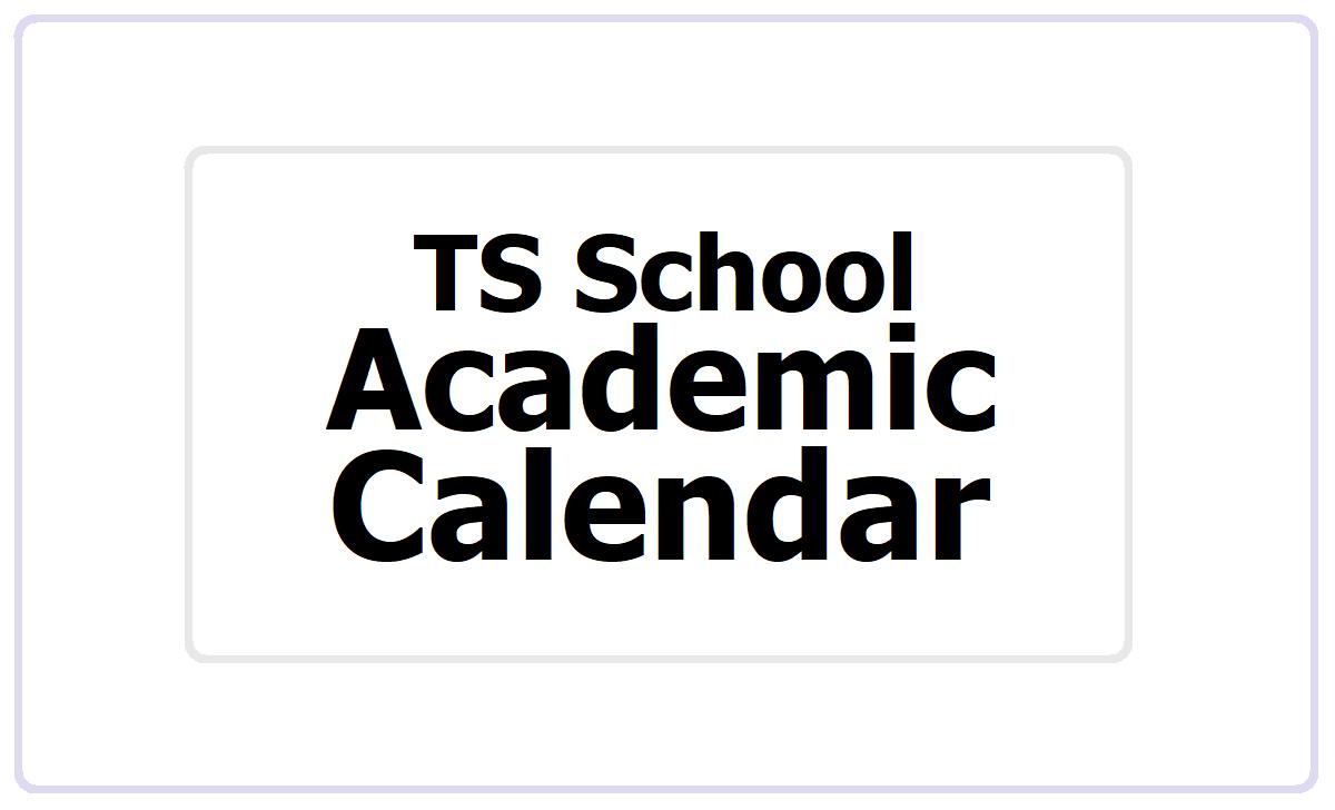 TS School Alternative Academic Calendar 2021-2022