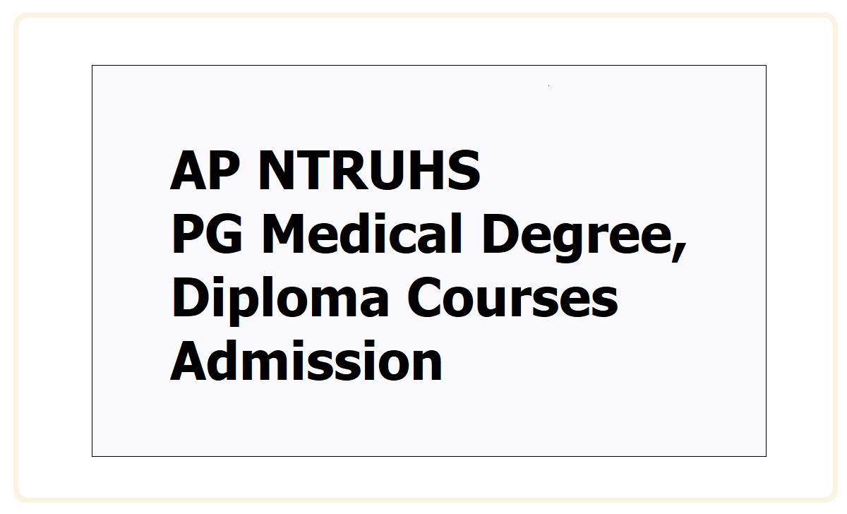AP MDS Admission 2021