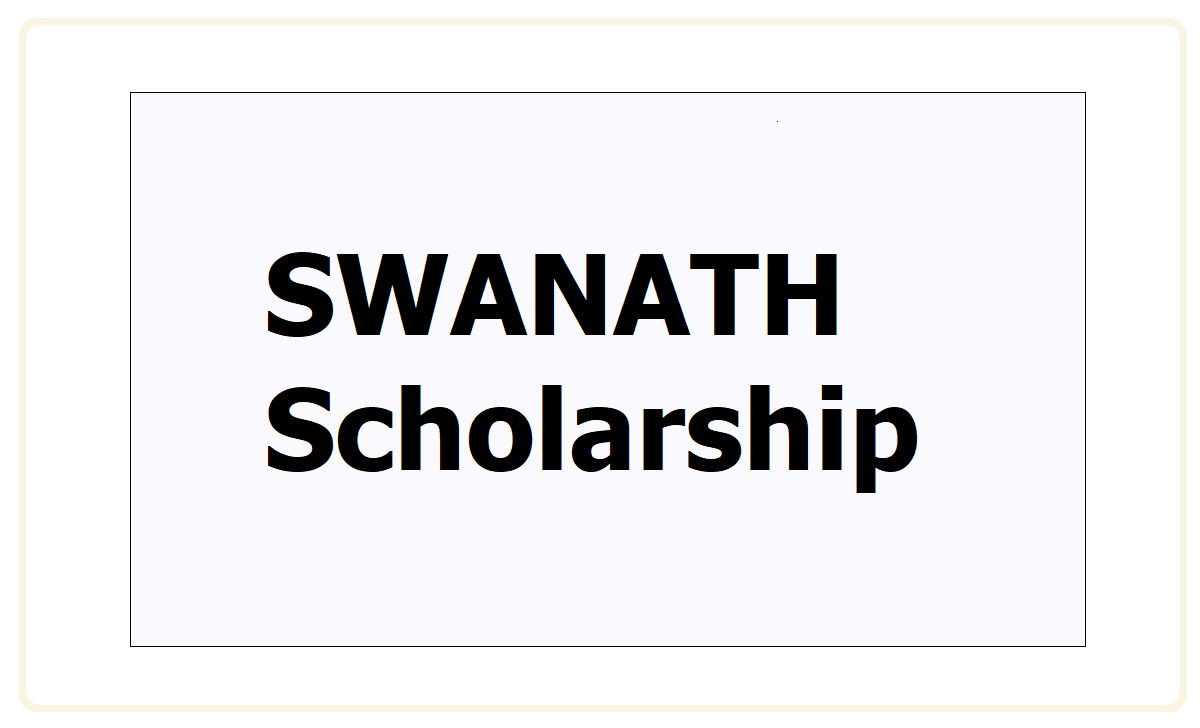 SWANATH Scholarship